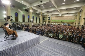 Iran celebrates security and peace ahead of election: Ayatollah Khamenei