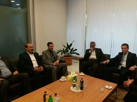 Iran's agriculture minister visits Armenia