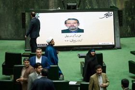Ali Larijani re-elected as Iran's Parliament Speaker