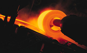 Iran steel output hits 30m tons