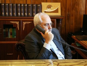 Zarif confers with German, Spanish, Greek counterparts