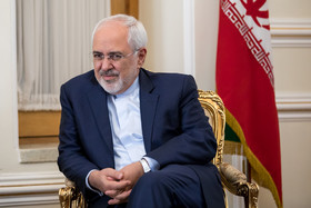 MKO activities are regarded as a moot point in Tehran-Paris ties: Zarif