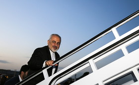 Zarif heads for Algeria