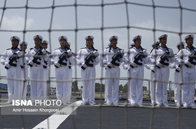 China-Iran joint naval drills kick off in Strait of Hormuz