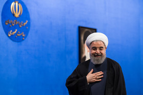 Eight presidents at Rouhani's inauguration