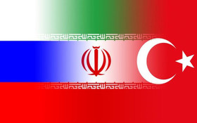 Russia, Iran, Turkey FMs to discuss Syria in Astana next month