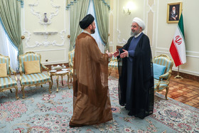 Mosul liberation must boost unity, integrity in Iraq: Rouhani