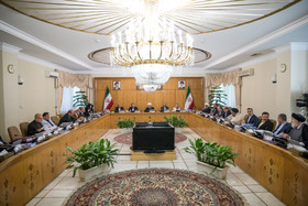 Rouhani proposes his cabinet to Islamic parliament