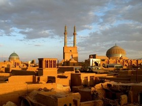 Iran's Yazd city inscribed on World Heritage list
