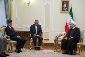 Terrorism and some countries' intervention fanned flames in region: Rouhani