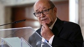 French FM to visit Moscow, Tehran to discuss situation in Syria