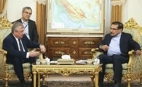 Secret meeting between Putin's Special Envoy for Syria with Shamkhani