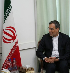 Iranian deputy FM meets Putin's Special Envoy for Syria in Sochi