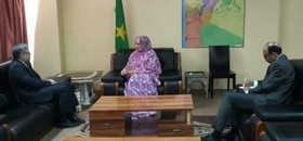 Iran, Mauritania to expand economic cooperation