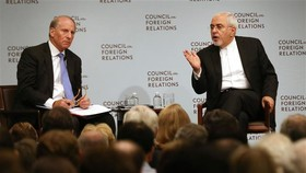 Do not laugh at yourself! The change of the regime in Iran does not answer: Zarif