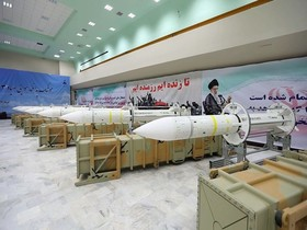 "Iran inaugurates production line for long-range ""Sayyad-3"" missile"