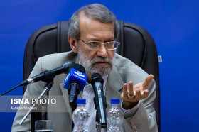 US does not support peace in Syria: Larijani