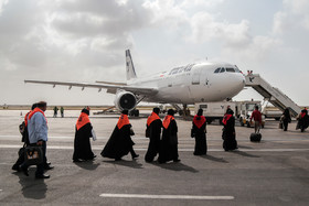 Dispatch of Iranian pilgrims to Saudi Arabia officially started