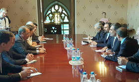 Iran's deputy FM meets Russian counterpart in Moscow