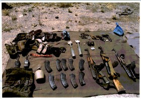 IRGC dismantles terrorist group in northwest Iran