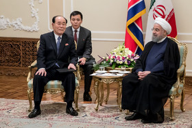 Iran wishes to see peace in Korean peninsula
