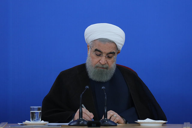 Rouhani appoints 3 women to 12th administration's cabinet