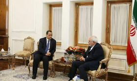 UN envoy on Yemen holds talks with Iran FM