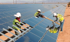 Renewables investor Quercus plans 500 million euro-plus Iran solar project