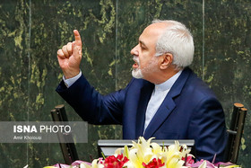 Zarif details priorities of foreign ministry in 12th Administration