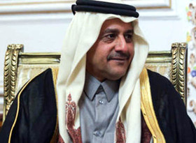 Qatari ambassador resumed his job in Iran