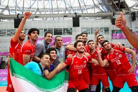Iran's volleyball team wins FIVB U19 World Championship title