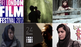 61st London Film Festival to host five Iranian films
