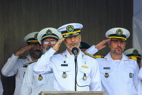 48th fleet of Iranian Navy sets sail for high seas