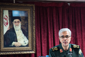 US bases within reach of Iran's defense power: Iranian Chief of Staff