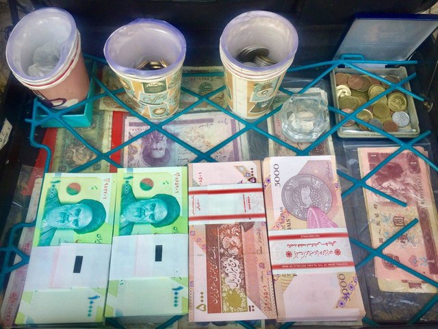 A brief review of the Rial's crisis