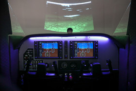 Iran unveils Cessna 172 flight simulator