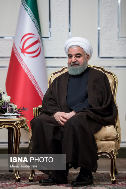 Trump can't cause Iran deal to collapse: Rouhani