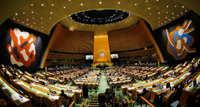 UN ratifies Iran-proposed nuclear disarmament resolution