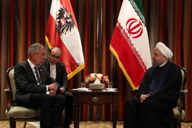 Tehran welcomes growing ties with EU members, including Austria