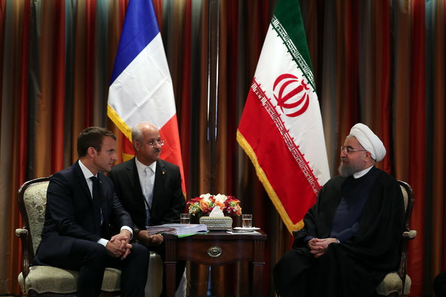 Iran seeks stable ties with France