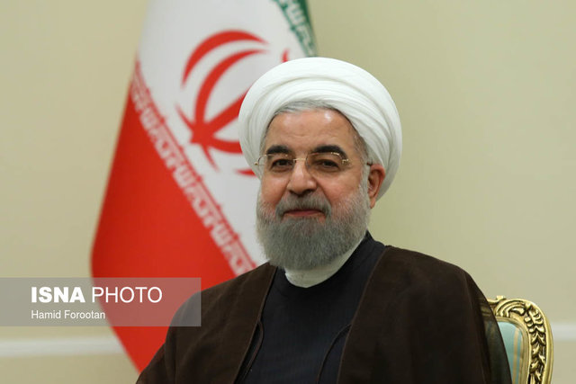 Rouhani congratulates Hungary on national day