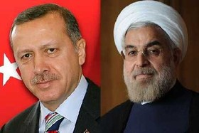 Iranian, Turkish presidents hold phone call