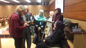 Female victims of terrorism offer recommendations at UN Human Rights Council