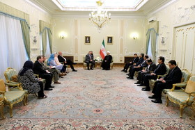 Tehran welcomes deepening ties with Dublin