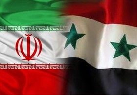 Iranian parliamentary delegation in Syria