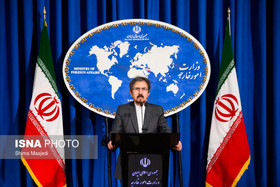 Iran will give harsh and decisive response to CAATSA: FM spokesman