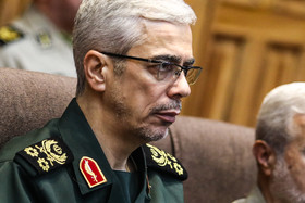 Iranian Chief of General Staff arrives in Damascus