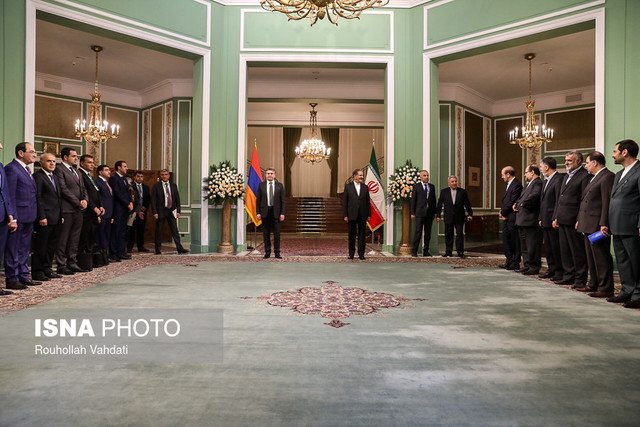 Iran, Armenia sign 3 MoUs