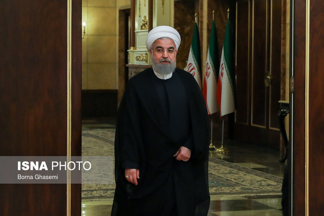 Iran says Rouhani rejected Trump's request for meeting