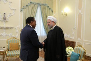 Deepening ties with African countries a key principle in Iran's foreign policy